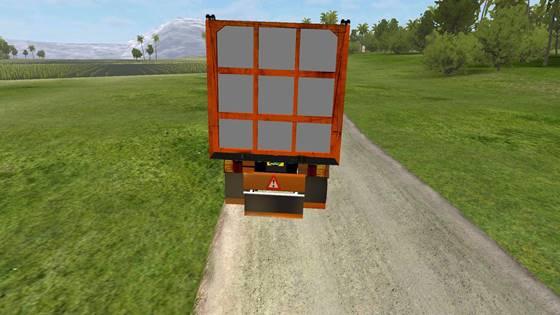 download mod bussid truck fuso fn dump terbaru