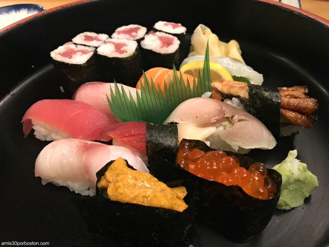 Restaurantes Japoneses en Boston
