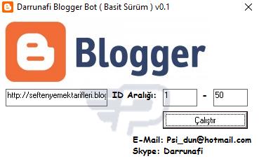 Blog Konu Botu - Başka Bloglardan Konularını Çekmeyin!