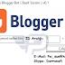 Blogger İçerik Çekme - Konu Botu İndir