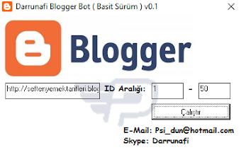 Blogger Konu Botu İndir