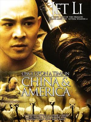 Once Upon a Time in China and America (1997) หวงเฟยหง 4 พิชิตตะวันตก