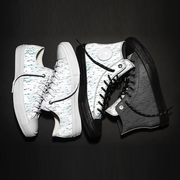 17b177213ba04 Elevating the collaboration to the next level, Converse debuts its second Converse  Chuck Taylor All Star II with American artist Futura.