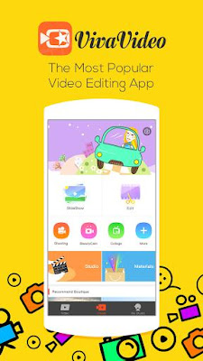 Screenshot VivaVideo APK Terbaru 2016