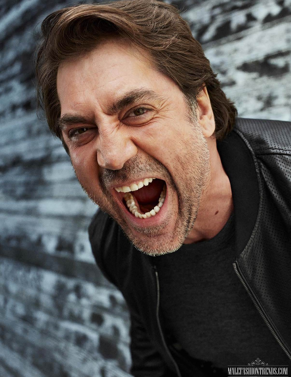 Javier Bardem para Esquire USA por Alexei Hay