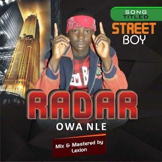 Mp3: Radar - street boy