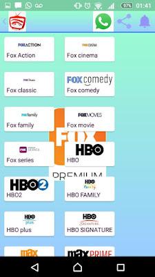 تطبيق مشاهدة القنوات الرياضية, Miranda TV apk