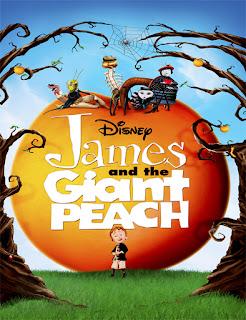 James y el melocotón gigante (1996)   3gp/Mp4/DVDRip Latino HD Mega