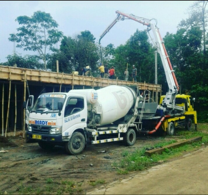 harga beton cor ter murah terbaru per kubik 2019