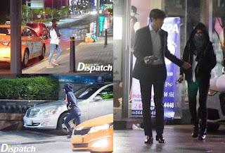 Banyak yang Membandingkan Gaya Pacaran Lee Min Ho dan Suzy Miss A dengan Seolhyun AOA dan Zico Block B Karena Hal ini !