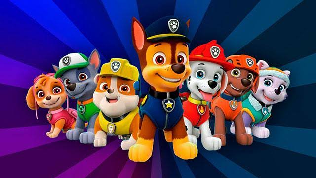 Dog Names on Paw Patrol