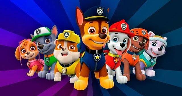 Dog Names On Paw Patrol Character Names