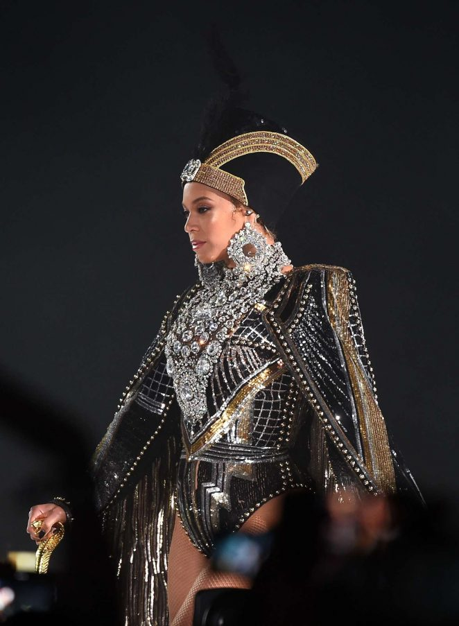 Beyonce – Performs at 2018 Coachella Valley Music And Arts Festival