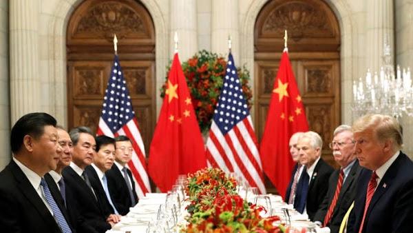Ketegangan AS-China Soal Covid-19 Bisa Berubah Jadi Perang Terbuka