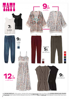 Catalogue Tati 26 Avril au 07 Mai 2017