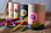 Ideias bacanas para reutilizar tubos de papelão
