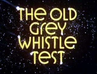 vinegar joe old grey whistle test