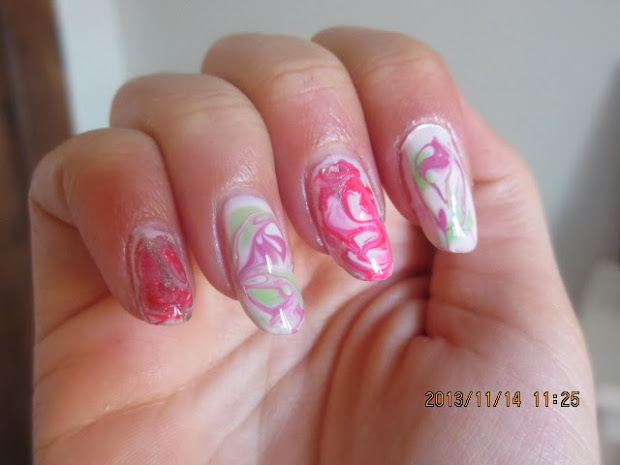 nail crazy time dry
