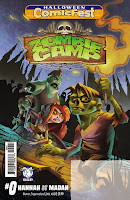 Free Comics for Halloween Comic Fest 2016