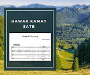 Hawak Kamay SATB Chorale PDF File