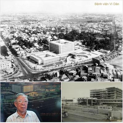kiến trúc sư đặt nền móng cho các công trình bệnh viện hiện đại của Việt Nam