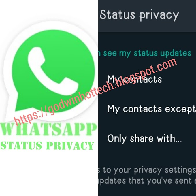 EASILY BLOCK SOMEONE FROM SEEING YOUR WHATSAPP STATUS WITHOUT ACTUALLY BLOCKING OR DELETING THE PERSON'S CONTACT ON YOUR PHONE.