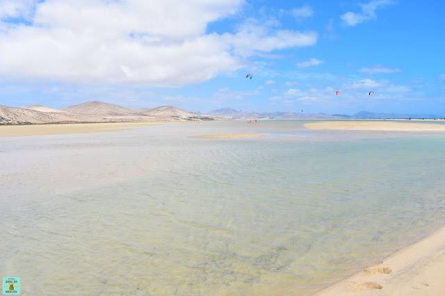 Playa de Sotavento, Fuerteventura