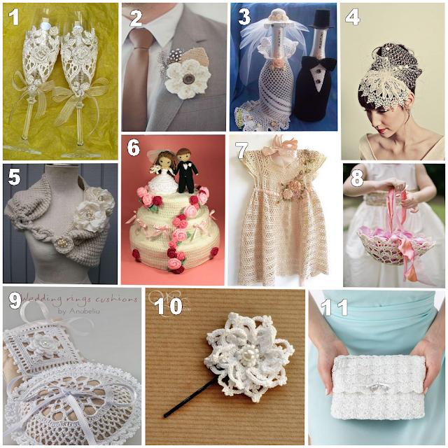 bodas de crochet II
