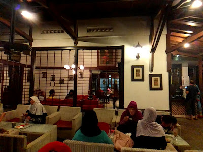Teysa's Café: Great Taste in Homey Place