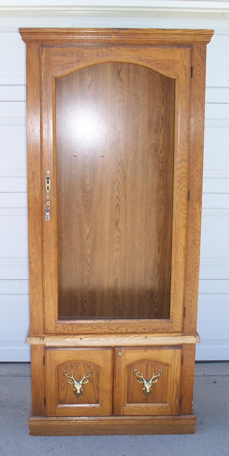 ORU12: Another Repurposed Gun Cabinet