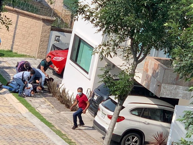 Tras enfrentamiento detienen a Líder de los Sinaloa, grupo del Cártel de Sinaloa en Puebla