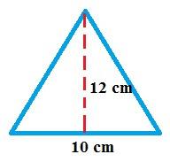 #Soal SD – Luas Segitiga Materi Matematika 4SD