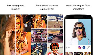 Prisma Photo Editor 3.2.4.413 Android + MOD (Premium) for APK
