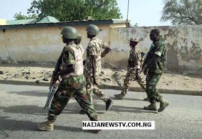 Nigerian Military Men are Giving Boko Haram Secret Information