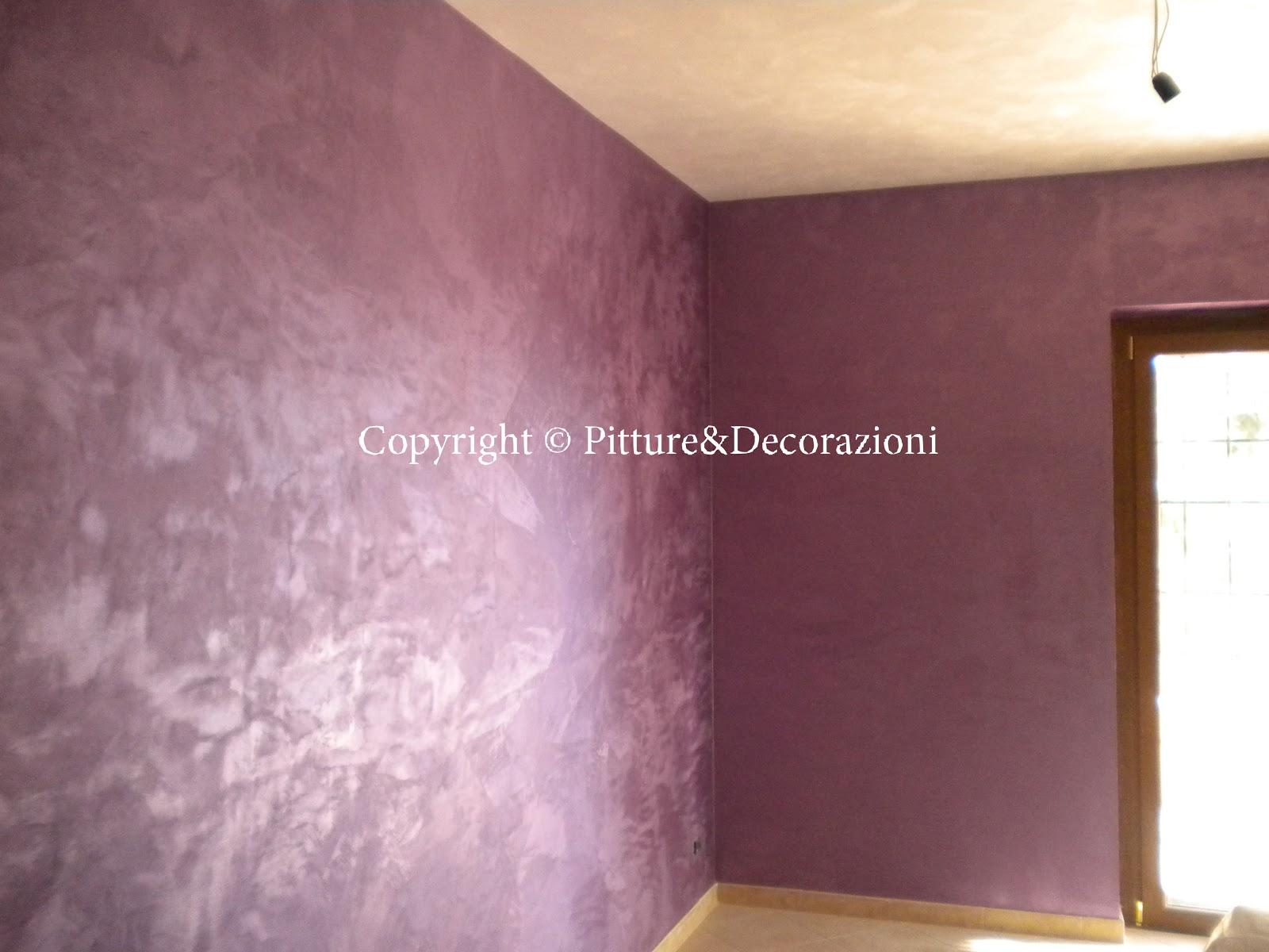 Pittura Pareti Effetto Seta : Pareti con brillantini come e perché applicare il glitter ai muri