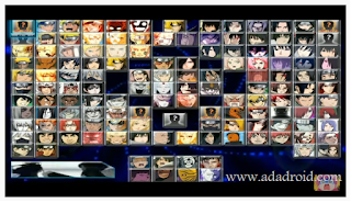 Download Naruto MUGEN with 130+ Characters APK by Kizuma Gaming for Android
