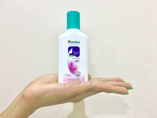 Add Intimate Care to Your Routine with Himalaya FOR MOMS