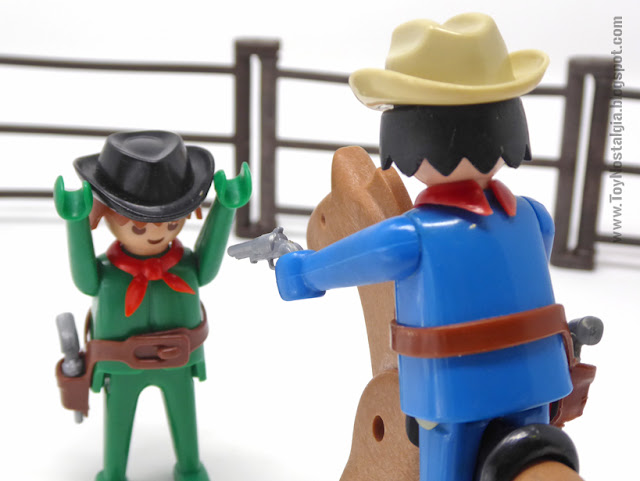 Playmobil 3241 bandits and guns