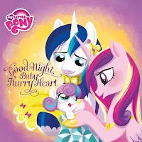 MLP Good Night Baby Flurry Heart Book