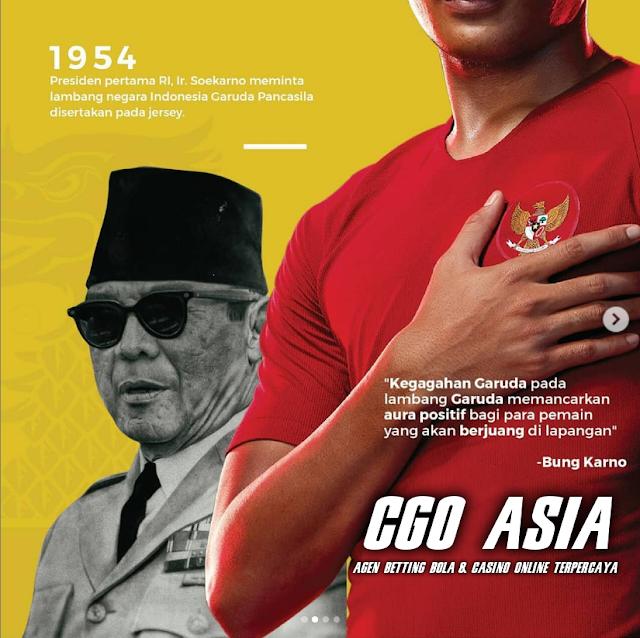 Jersey Resmi Timnas Indonesia dari Mills !!! - Rumahsport.com