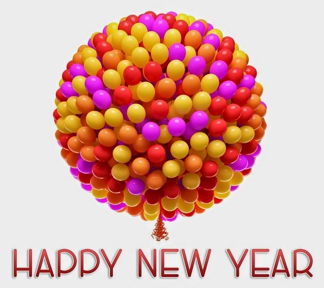Happy New Year 2016 Wallpapers for Google Plus