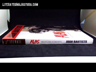 ALAS ni Juan Bautista book spine