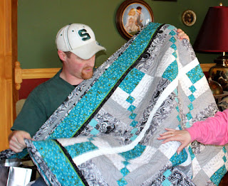The infamous quilt