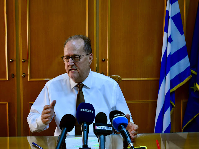 Τι θα γίνει αν  η Π.Ε.Δ. δεν συμμετάσχει στην κάλυψη του ελλείμματος της Πελοπόννησος ΑΕ