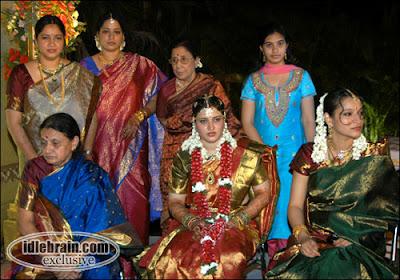 Wedding Story of Sudheer Babu and Priyadarshini