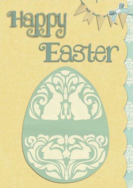 Happy Easter Sunday Printable Cards
