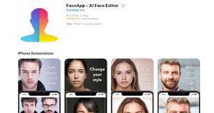 تطبيق FaceApp ينتشر إنتشار فيروسي