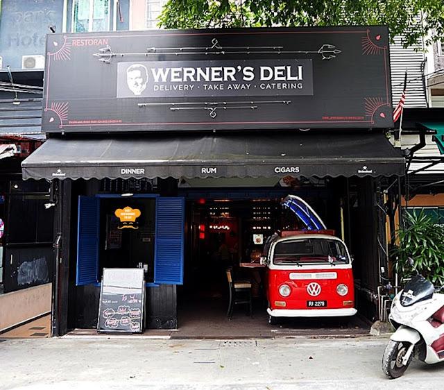 Werners Deli Cangkat Bukit Bintang Kuala Lumpur