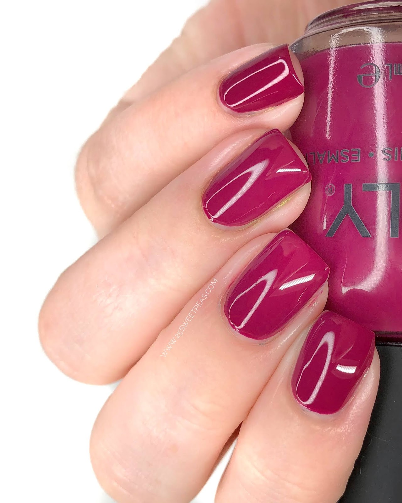 Orly Psych 25 Sweetpeas