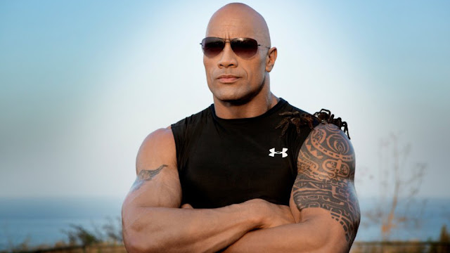 Dwayne Johnson the Rock Workout and Diet